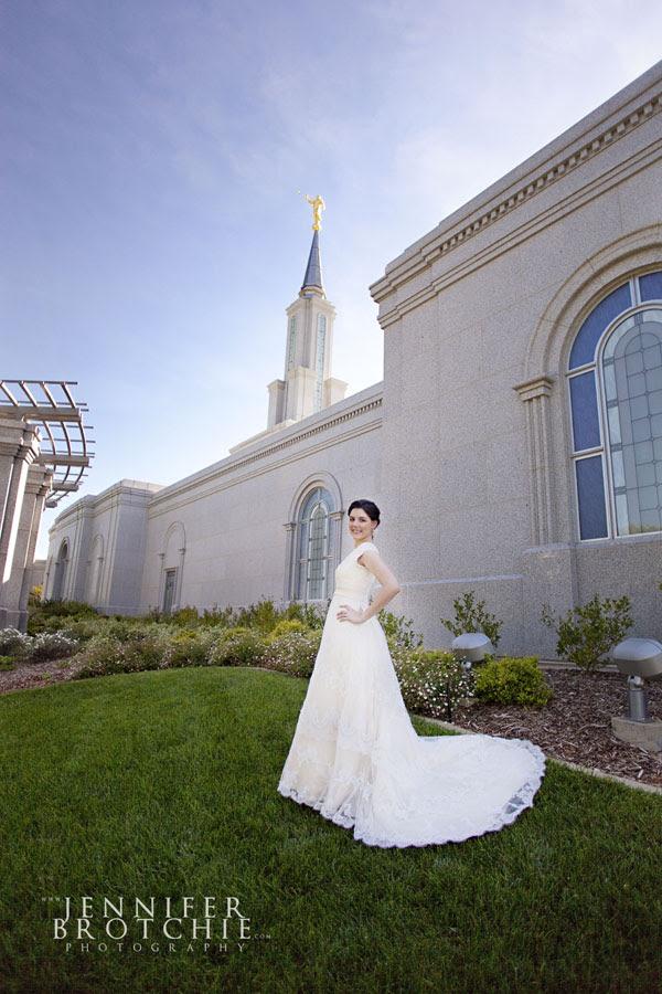 sacramento weddings photographer LDS temple Mormon wedding hair style