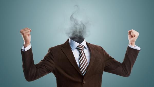 El burnout es un síndrome que se caracteriza por la presencia prolongada de estrés producido principalmente por las rutinas de trabajo (Shutterstock)
