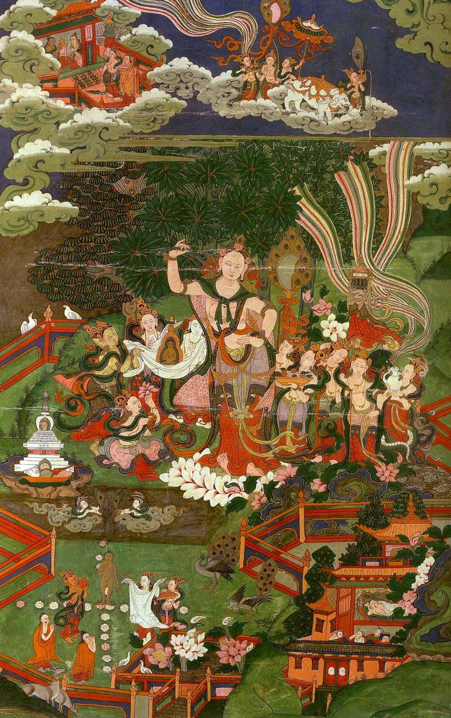 buddha birth