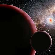 """Scientists Discover """"Super Earth"""""""