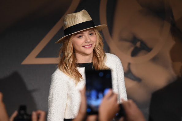 Chloe Grace Moretz - 'Clouds of Sils Maria' Photo Call at Cannes