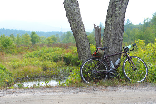 Patria's Honey Cyclocross Bike, Kearsarge Klassic