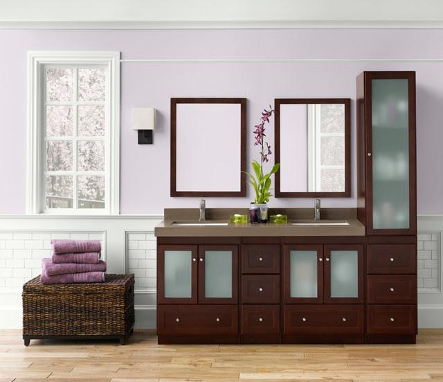 Ronbow Bath Furniture - Eclectic - Bathroom Vanities And Sink ...