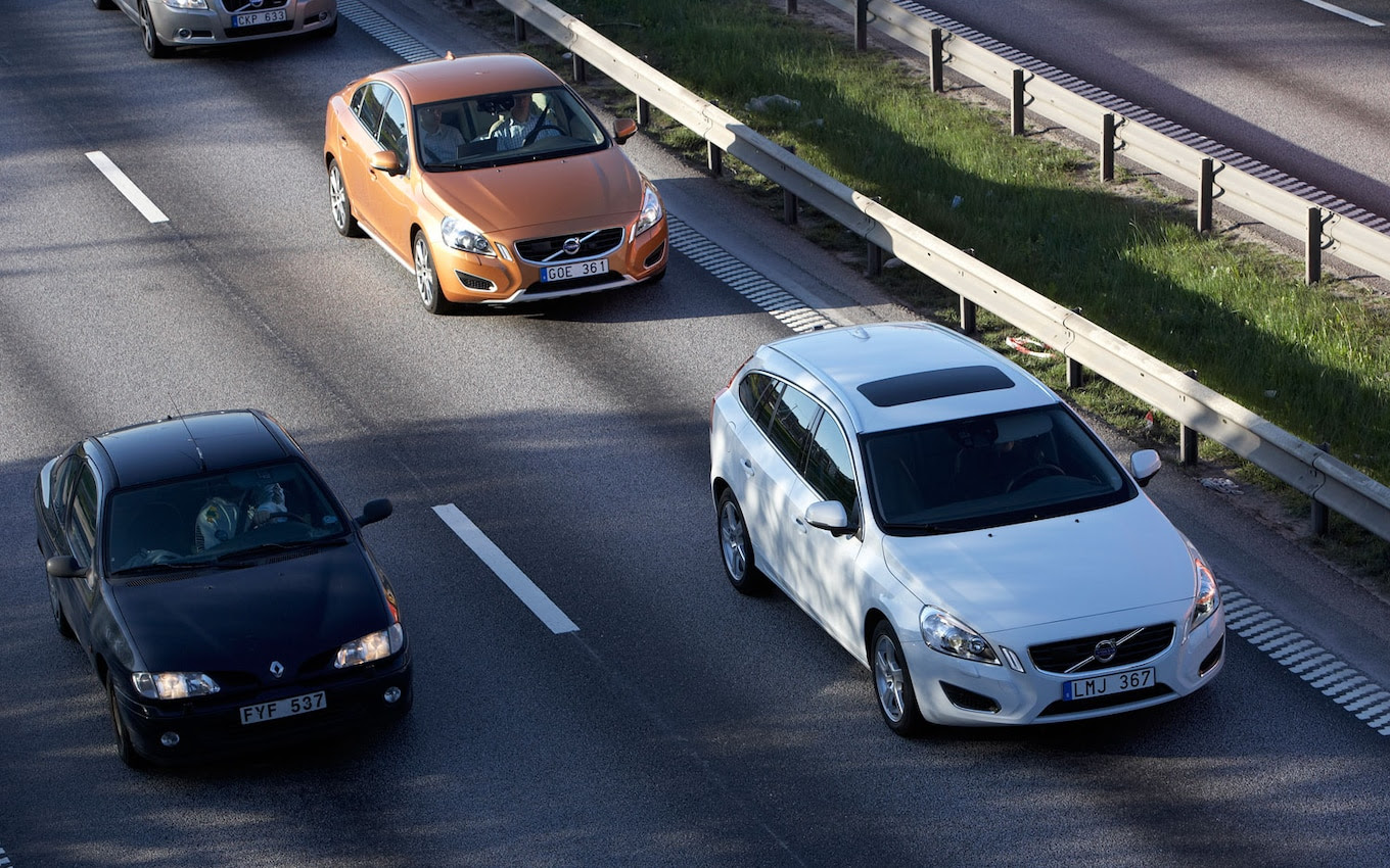 Volvo Prepares Autonomous Cars For Real World Situations