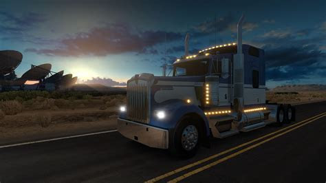 Kenworth W900 and Update Coming to American Truck Simulator   Inside Sim Racing