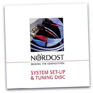 ノードスト システムチューニング&セットアップ用ディスクNordost TD1(ノードスト)