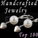 Handcrafted Jewelry Directory of Top 100 Designers and Lampwork Artisans from around the world.