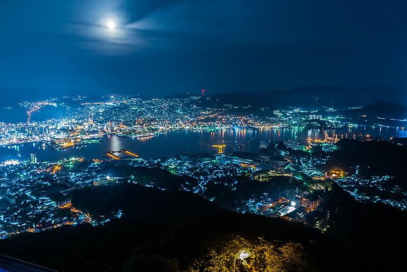 長崎稻佐山觀景台