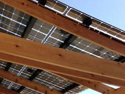 Fotovoltaico sul pergolato, per installarlo basta la CIL