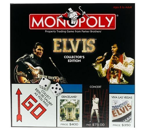 Monopoly Elvis