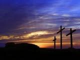 Mount Calvary Crosses Still - SD & HD included!
