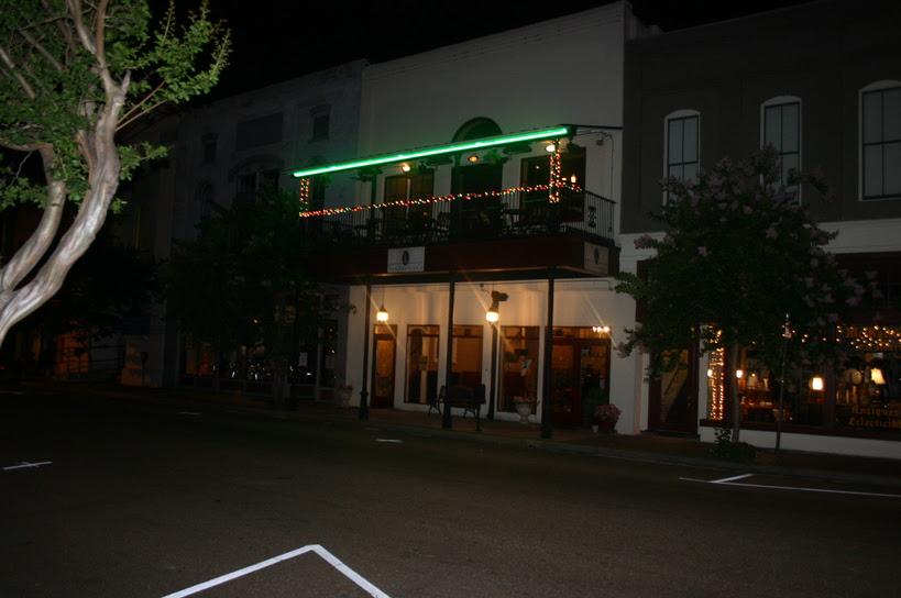 Hattiesburg MS Brownstone s Restaurant in Downtown