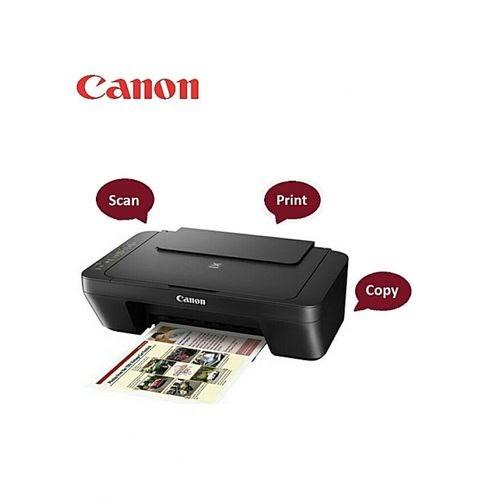 Canon Imprimante PIXMA MG2540S /Couleur /Multifonction /Impression - Copie - Scanne /8 ppm Noir - 4 ppm Couleur /4800 × 600 ppp /A4 - A5 - B5 /USB /Noir