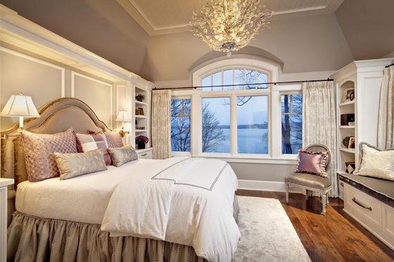 22 Beautiful and Elegant Bedroom Design Ideas - Design Swan