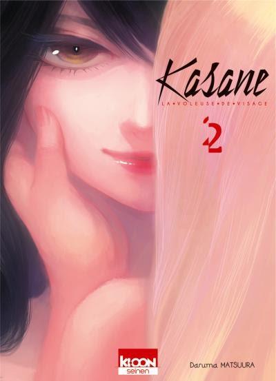 Couverture Kasane : La voleuse de visage, tome 2
