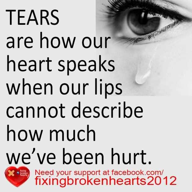 Quotes About Tears 539 Quotes