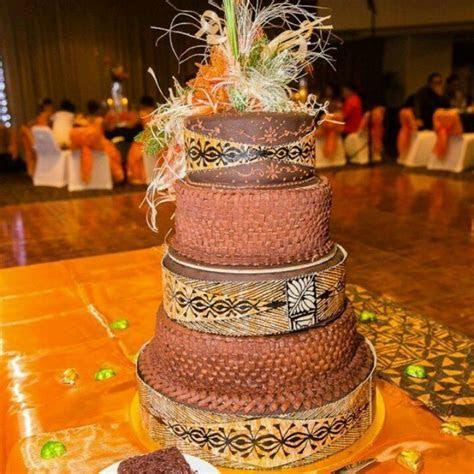 Samoa wedding cake   Samoa   American Samoa   Jevel
