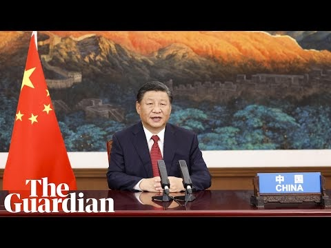 China to stop building new coal-fired power projects abroad, says Xi Jinping