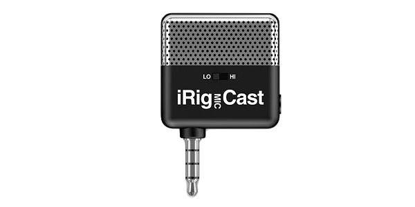 IK MULTIMEDIA ( アイケーマルチメディア ) / iRig MIC Cast