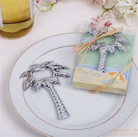 Creative wedding gifts coconut tree design bottle opener
