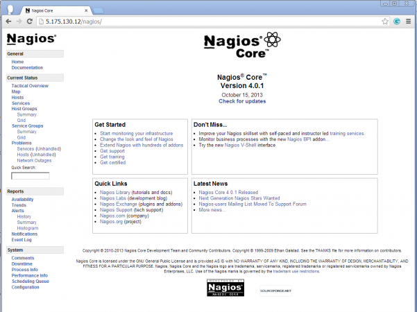 Step out from LINUX issue: Step by Step Nagios Installation