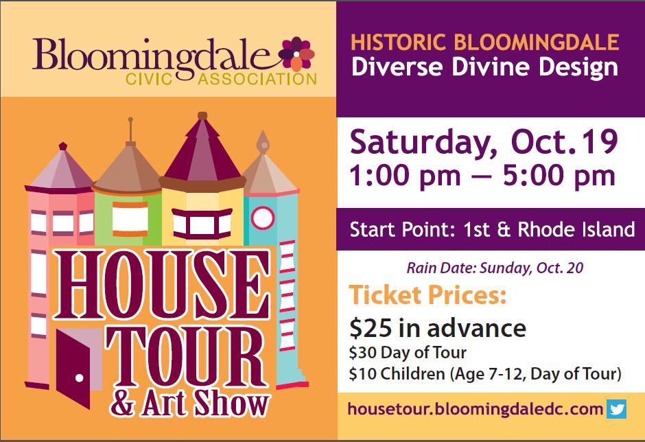 Bloomingdale Open House