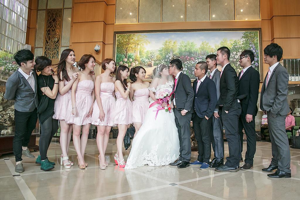 學誠&尹宣 浪漫婚宴 (33)