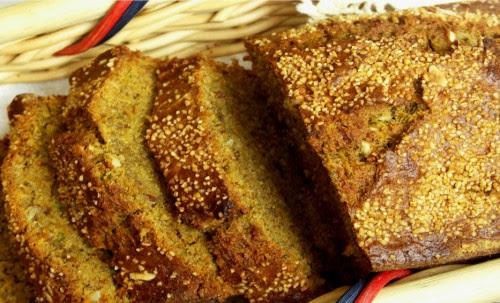 Vegetable & Fruit Whole Grain Bread | eCurry - The Recipe Blog