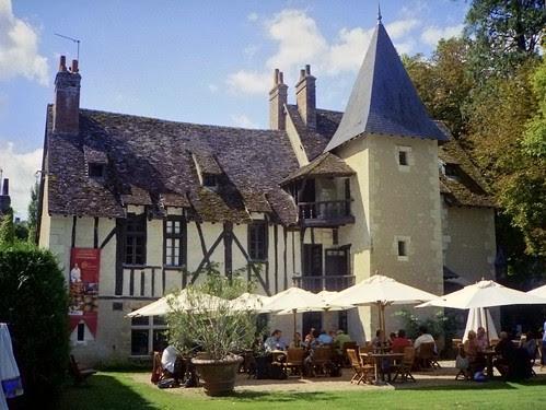 Clos Luce, restaurant