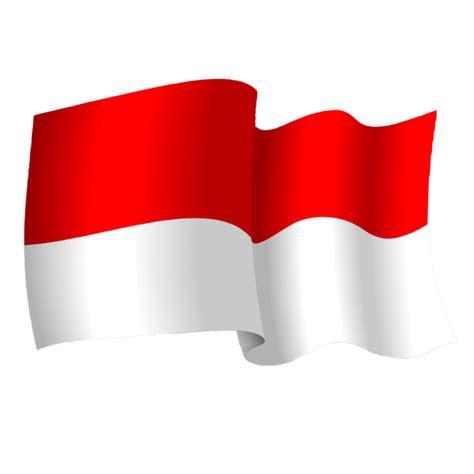 bendera indonesia sticker  hasyim adnan