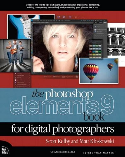 [PDF] The Photoshop Elements 9 Book for Digital Photographers Free Download