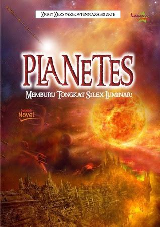 Planetes, Memburu Tongkat Silex Luminar by Ziggy Zezyazeovienna Zabrizkie