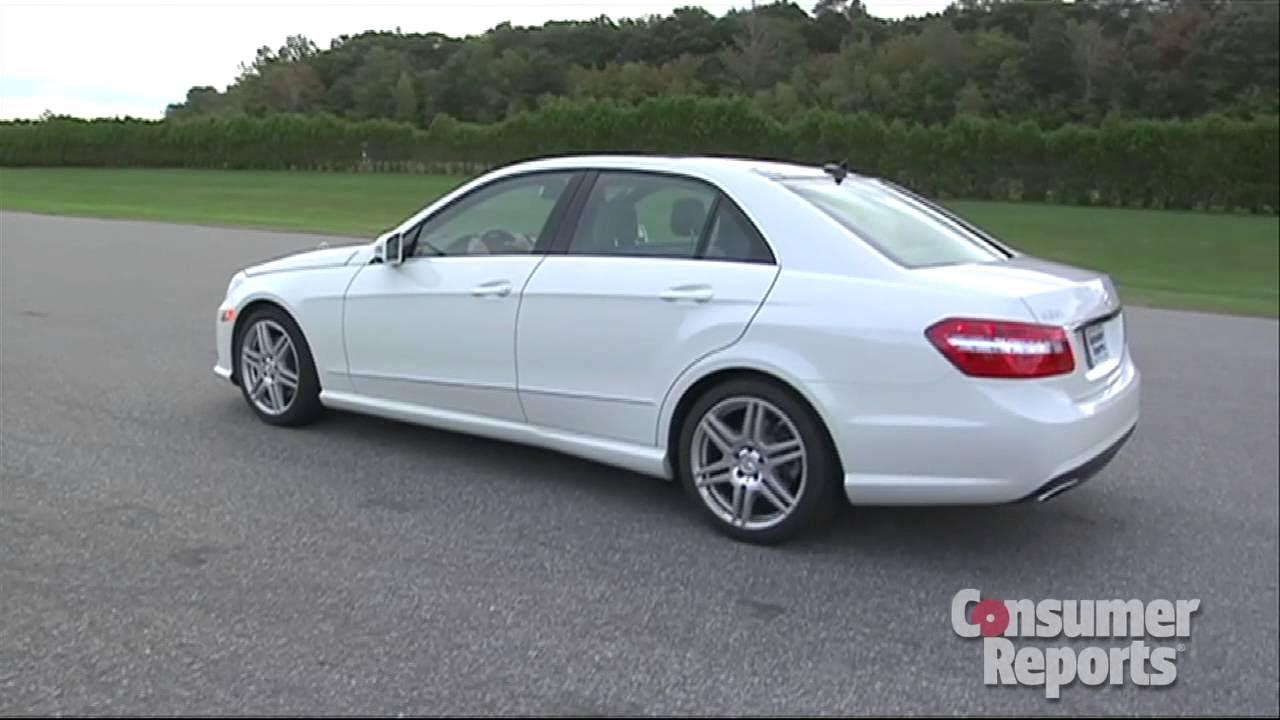 2010-2011 Mercedes-Benz E-Class review from Consumer ...