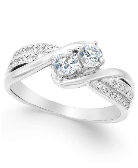Two Souls, One Love® Diamond Anniversary Ring (1/2 ct. t.w