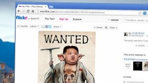 North Korea Twitter Feed Hacked