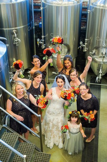 175 best images about Bridal Party on Pinterest   Vow
