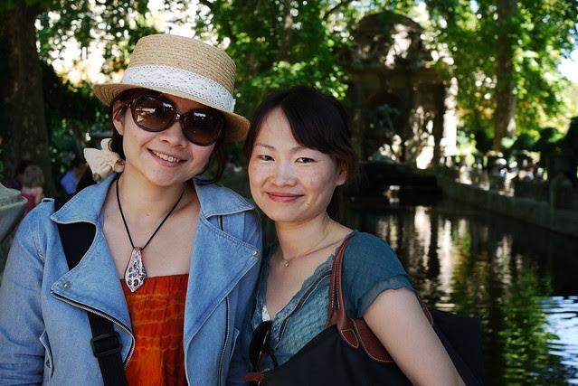 米拉&Lisa