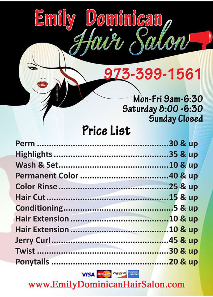 The Dominican Hair Salon Near Me - NaturalSalons
