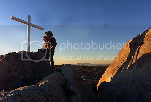 Mohave Cross