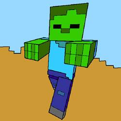 Dibujo De Steve Para Colorear Juegos De Minecraftcom Juegos De