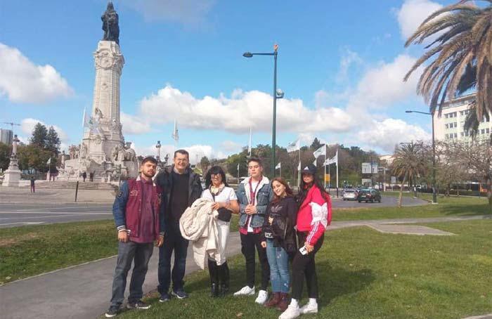 Άρτα: Erasmus+ - Το 1ο ΕΠΑΛ Άρτας στην Αλμπουφέιρα