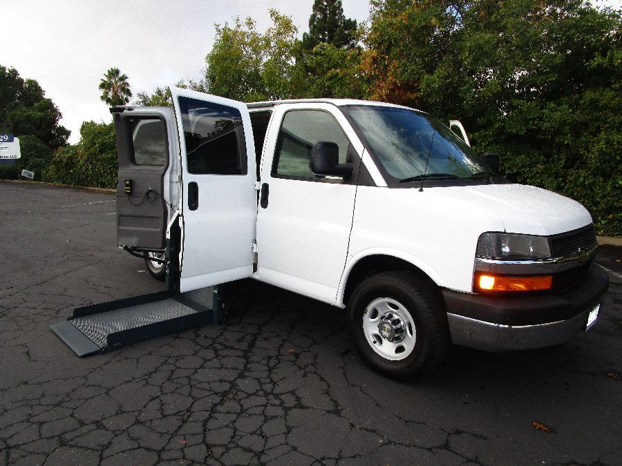 Certified Used Wheelchair Vans And Handicap Accessible