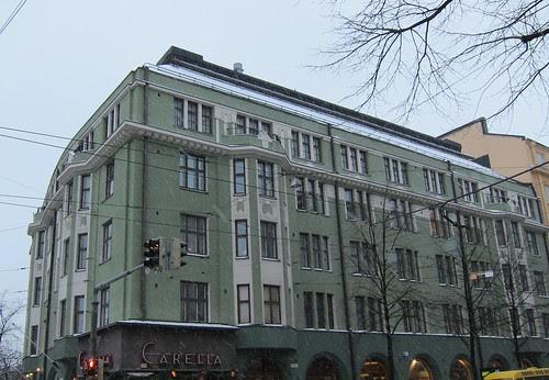 Mannerheimintie - Runeberginkatu by Anna Amnell