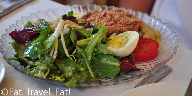 Tuna Nicoise Salad