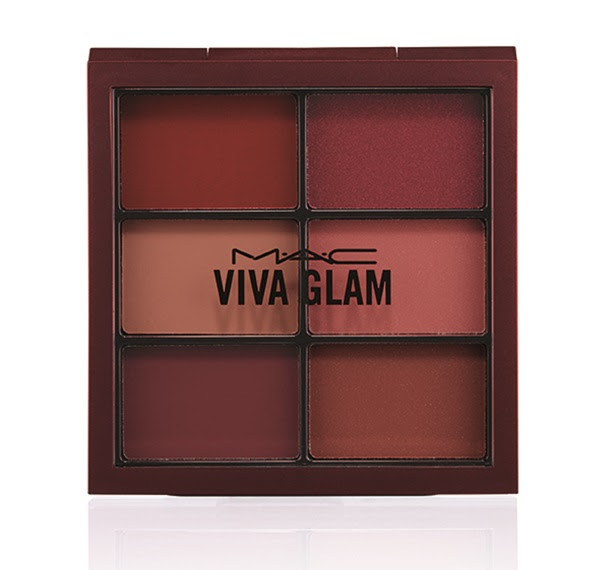 MAC Viva Glamorous Lip Palette