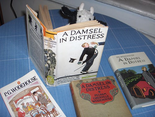 A Wodehouse a Week #71: A Damsel in Distress
