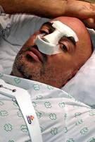 ACCIDENTE AVION BARRO: Alberto Sánchez: «Saltamos por encima de la AP-9 y nos empotramos en el bosque»