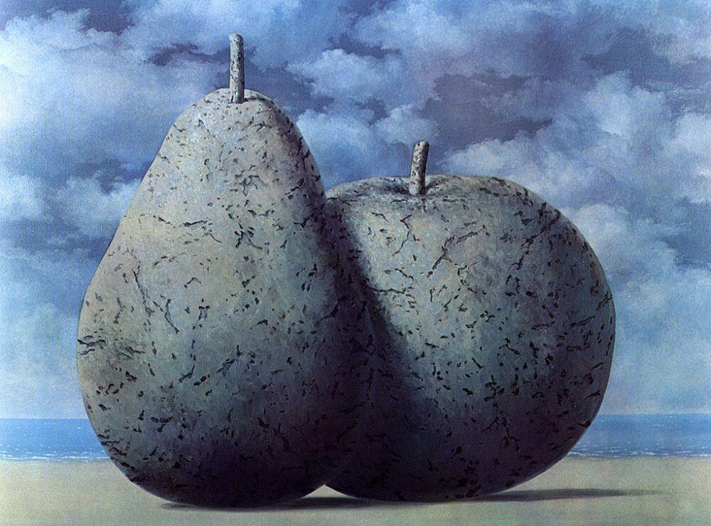 Memory of a Voyage, 1951 by Rene Magritte