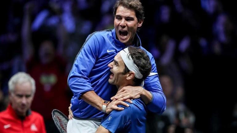 Laver Cup: Federer dá título à Europa
