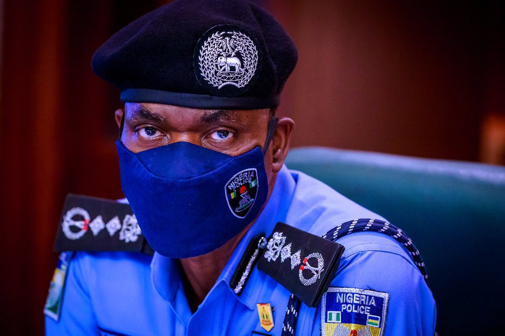 The Police Inspector-General (IGP), Mohammed Adamu